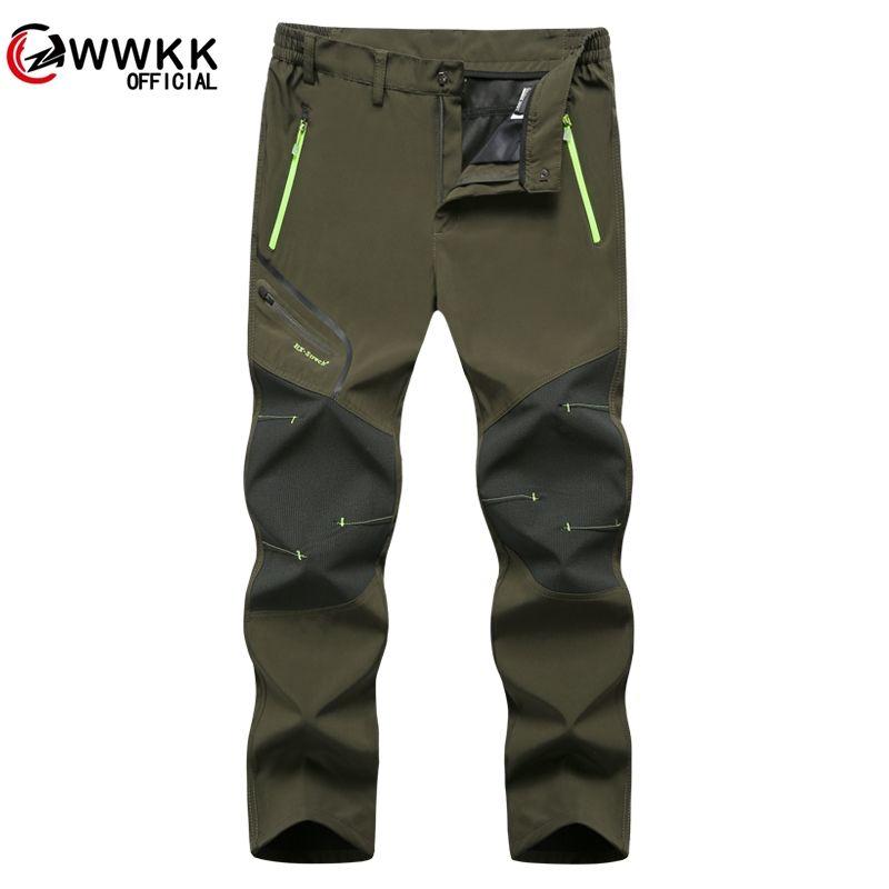 Men and Women Summer Hot season Hiking Trekking Fishing Camping Climb Run Trousers Plus Size Oversized Waterproof Outdoor Pants