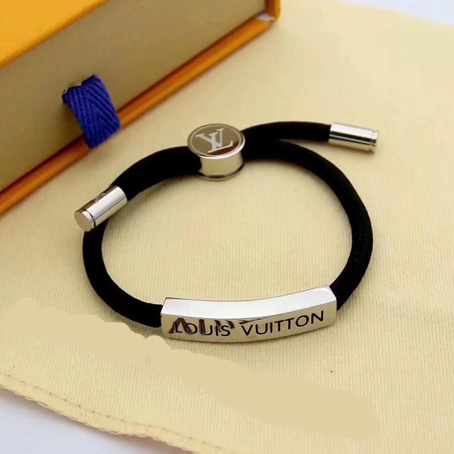 3 couleurs pour femmes hommes noir rouge Charm Bracelets