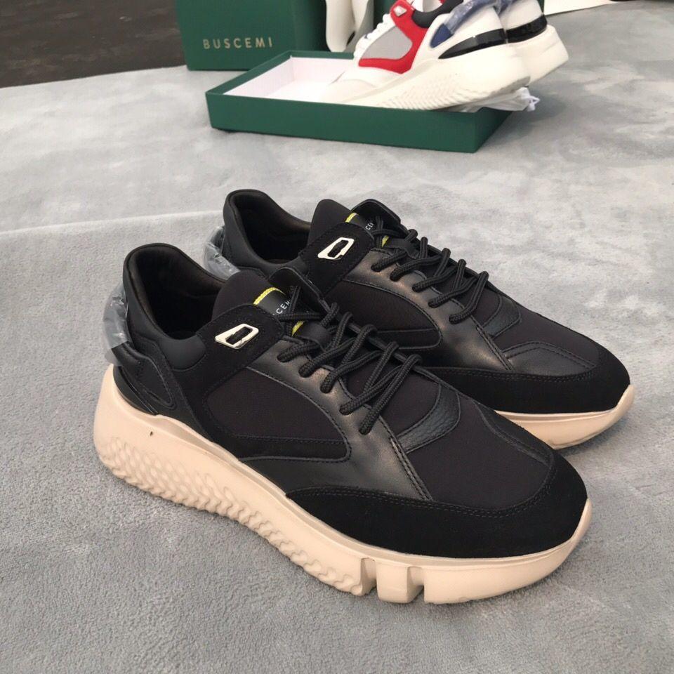 2020 luxe dernières de sport pour hommes et des chaussures de loisirs à la mode confortable du pied et la mode loisirs et populaire 008