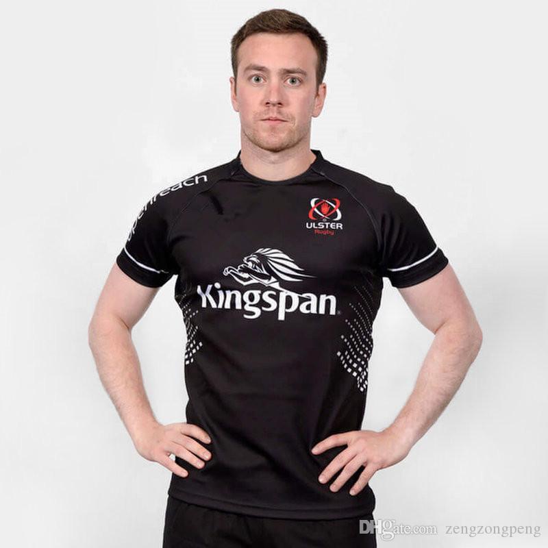 2020 ULSTER RUGBY AUSENTE JERSEY 2018/19 mais novo Rugby roupas Irlanda do Norte ULSTER irlandês camisa de rugby tamanho S ---- 3XL (pode imprimir)