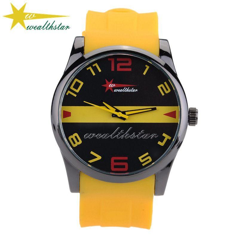 orologio da uomo Wealthstar è popolare a Ginevra, veloce vendita in Corea, alla moda in Europa e in America