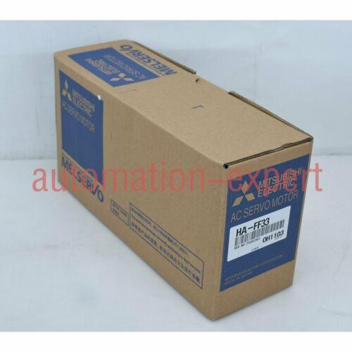 Brand New in box Mitsubishi AC servo motor HA-FF33 HAFF33 One year warranty