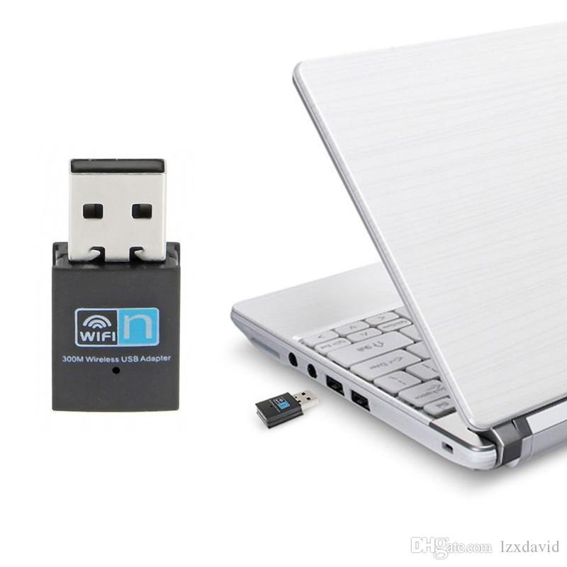 Neu Mini300m USB2.0 RTL8192 Wifi-Dongle WiFi-Adapter Wireless-Dongle Netzwerk-Karte 802.11 n / g / b Wi-Fi-LAN-Adapter
