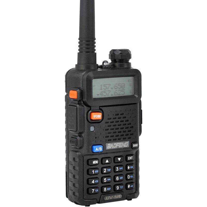 ذات جودة عالية لاسلكية Baofeng Vhf Uhf يتحملها Uv 5r Fm جهاز الإرسال والاستقبال باوفينج اتصال لاسلكي محطة راديو Uhf المزدوج الفرقة اتجاهين راديو Uv5 2021 من Hmmone 71 38ر س موبايل Dhgate