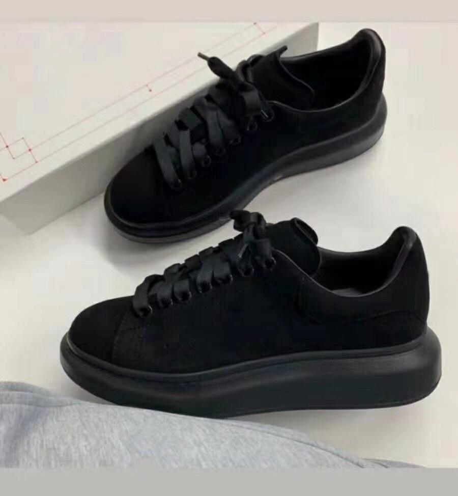 Grey Suede Designer Shoes Sneakers With