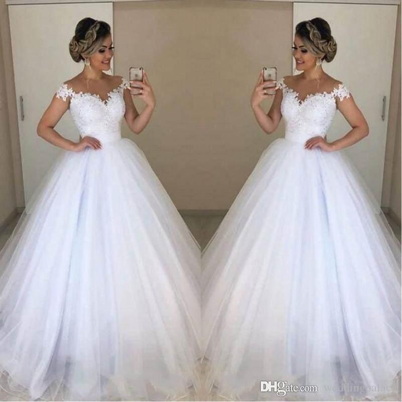 In White Wedding Dresses Off 71 Best Deals Online