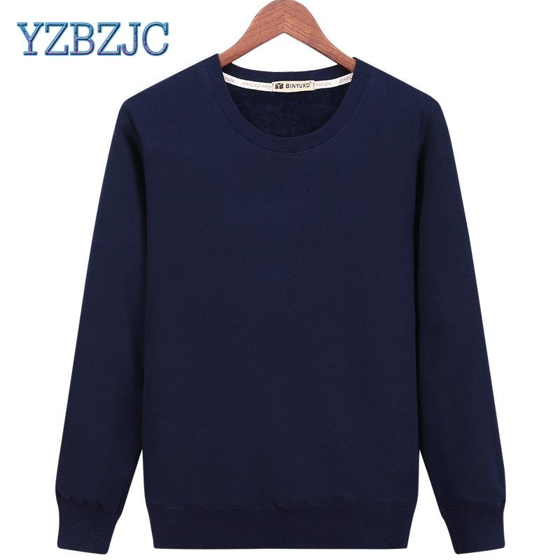 Sweater Men 2018 New Arrival Casual Pullover Men Autumn Round Neck Patchwork Quality Knitted Brand Male Sweaters Plus Size