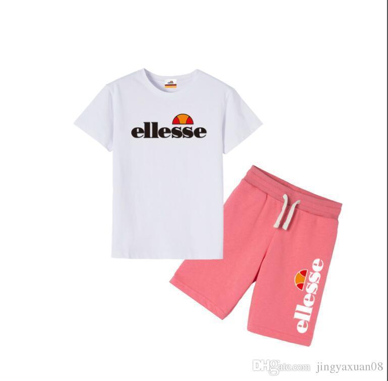 e8fe2bace7ef1 TRAD Tiger Little Kids Sets 2-7T Kids T-shirt Short Pants 2Pcs sets Baby  Boys Girls 97% Cotton Tiger Printing Style Summer Sets