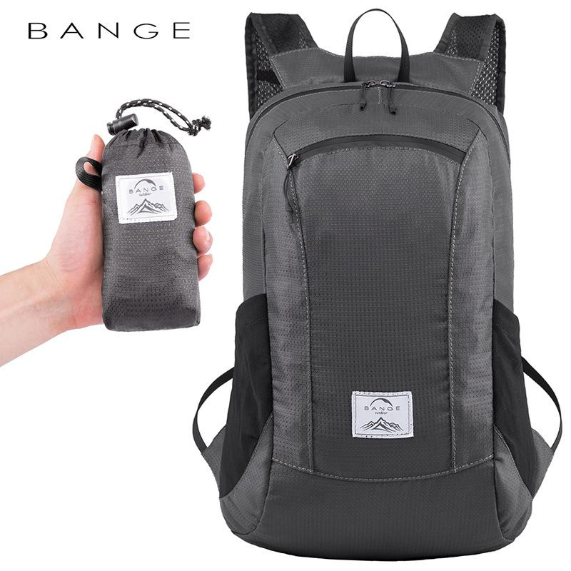 Class Song New Style Sports Casual Backpack Travel Outdoor Casual MEN'S Backpack Foldable Waterproof Schoolbag