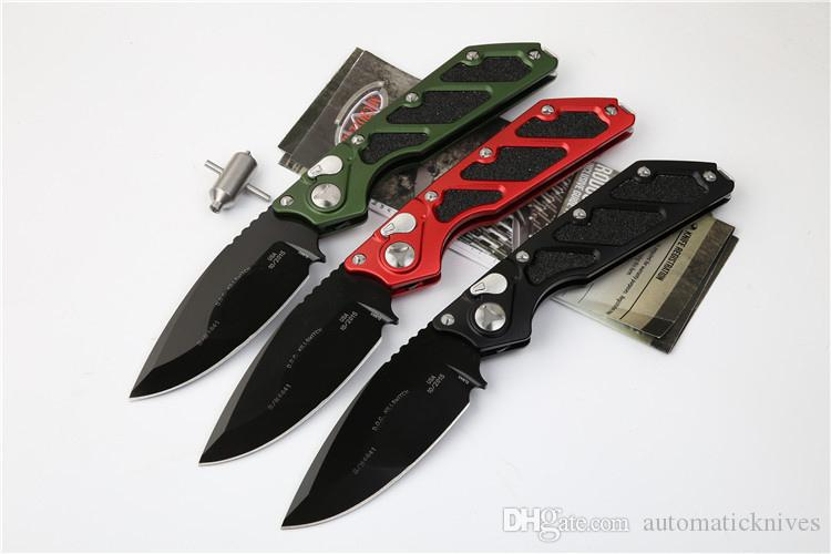 Miker lama di coltello da tasca D2 delle lame di sopravvivenza tattica pesca di campeggio piegante EDC di caccia della lama