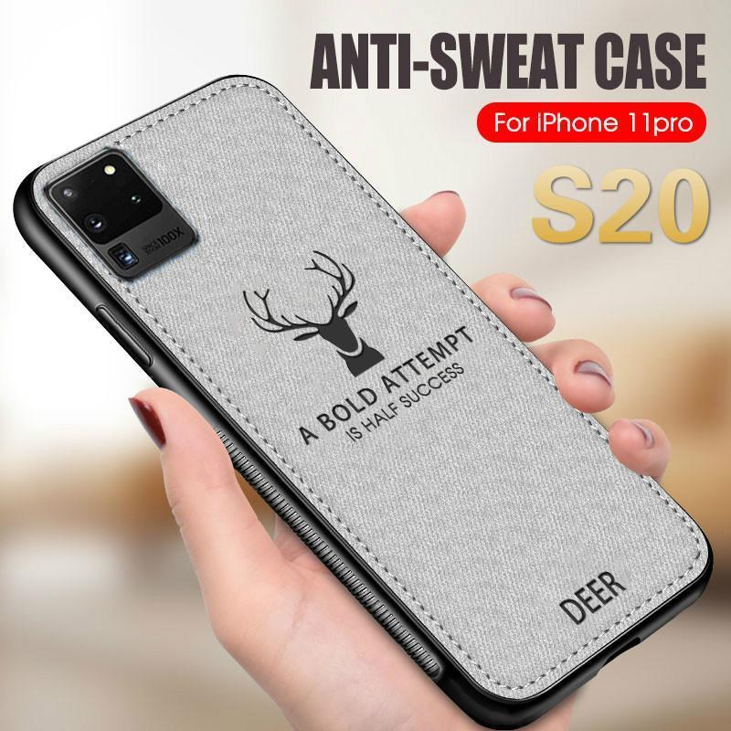 Shockproof Tuch Telefon-Kasten für Samsung Galaxy Note 20 S20 Ultra Plus A71 A51 A41 A31 5G A21S A11 A01 A30S A20S A10S A70 A50 A30 A20