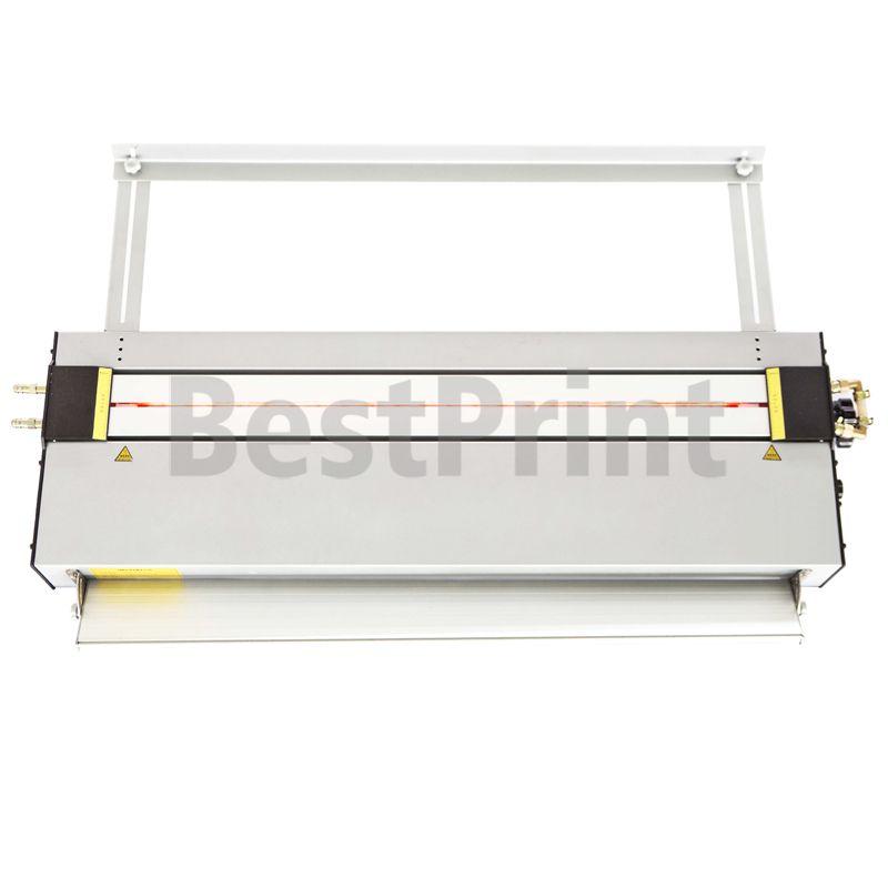 110V / 220V 650MM de ancho, fácil de operar con plexiglás de ajuste de longitud de ángulo, PVC, PC, ABS, dobladora de acrílico PP
