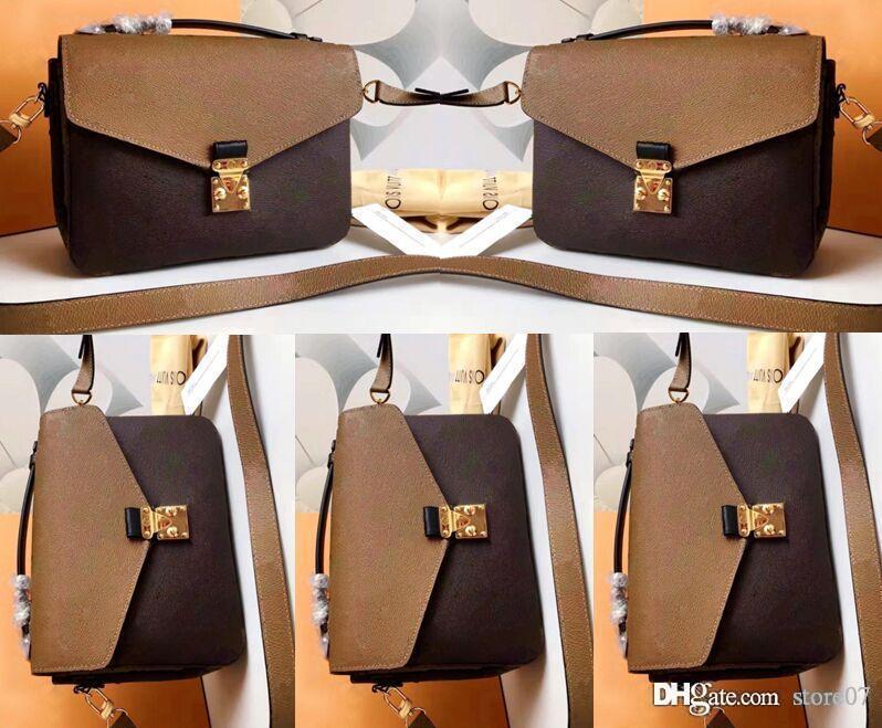 Senhoras bolsas Senhoras Designer bolsas mensageiro de alta qualidade Mulheres Clutch Bag Retro Shoulder Bag Lady cosméticos Sacos Bolsa frete grátis