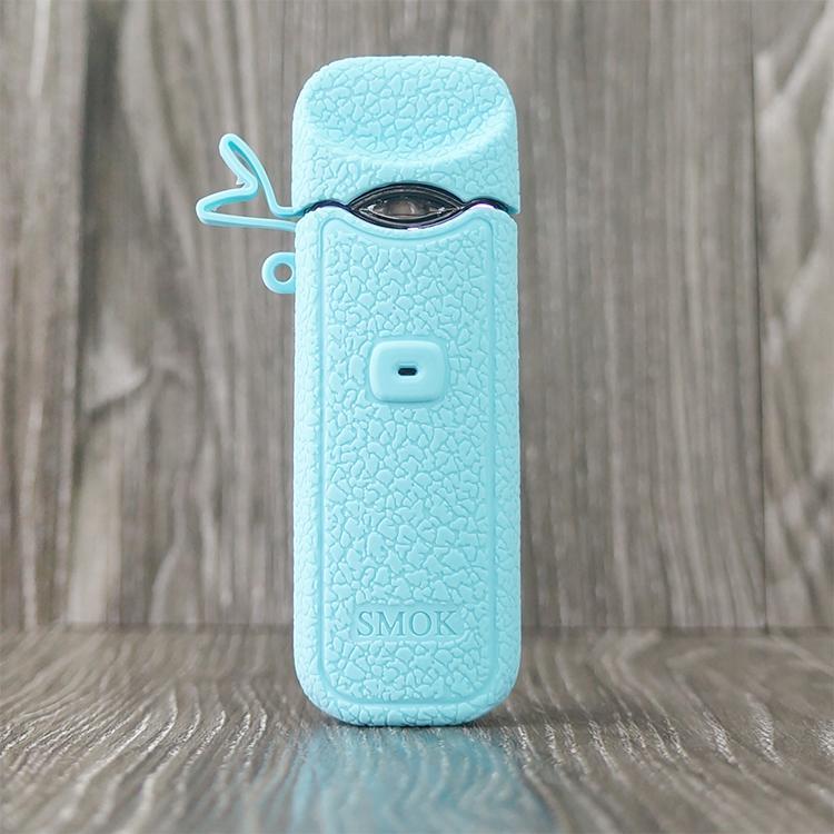 smok nord silikon case cover rutschfeste mit mundstück staubkappe hochwertige billige e zigarettenhülle tragetasche