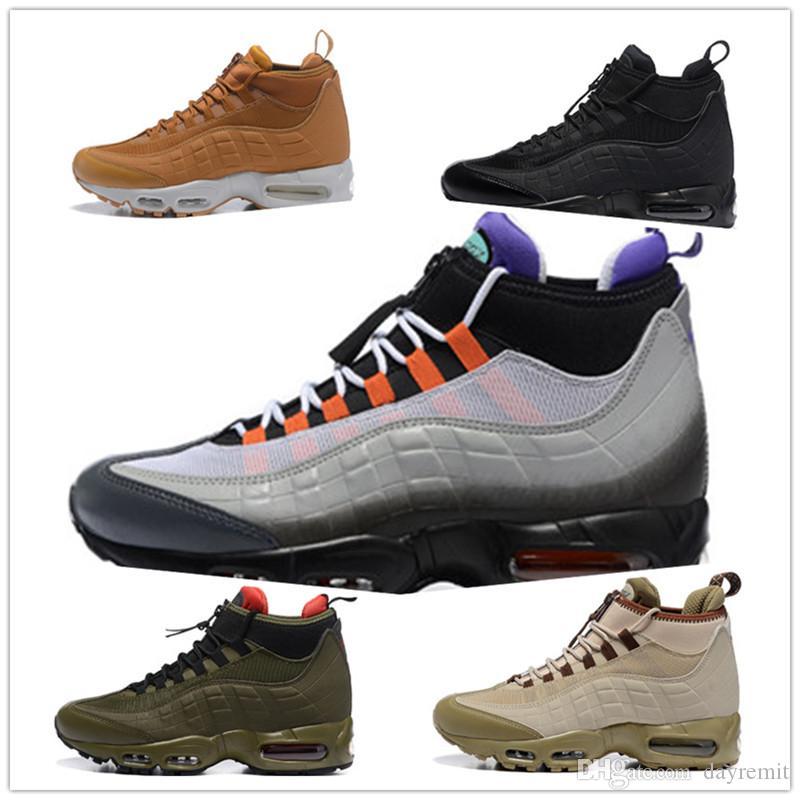 Männer Kissen OG Sneakers Boots Laufschuhe authentische New Gehen Discount Sportschuhe Größe 30-46