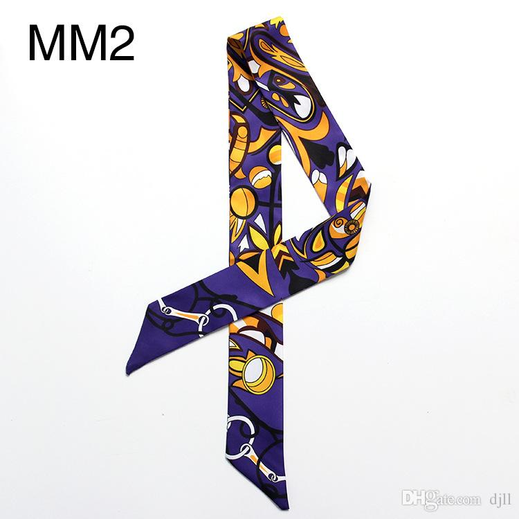 Ladies polyester crepe long scarf printed with random star design
