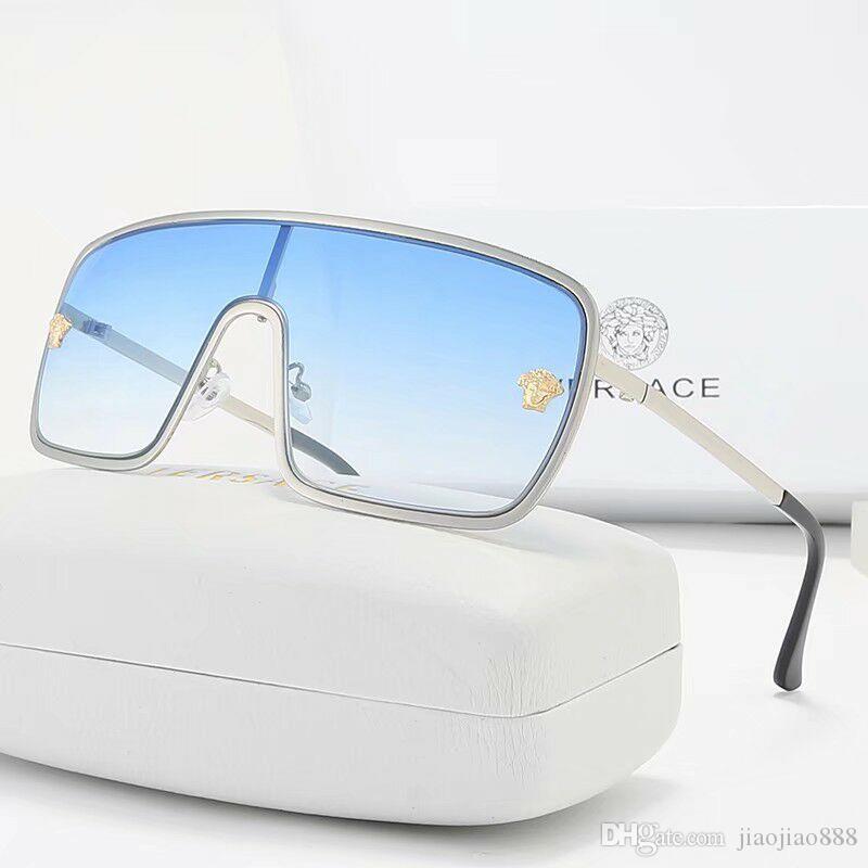 Yeni kadın ve erkek anti-ultraviyole polarize güneş gözlüğü, jokily basit, gençlerin favorit ikisi için lüks moda trendleri başlattı