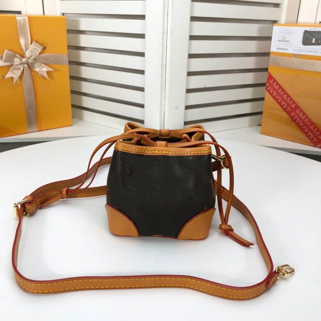 Модное ведро Леди 2020 стиль плеча европейские сумки сумка сумка сумка Gtijj