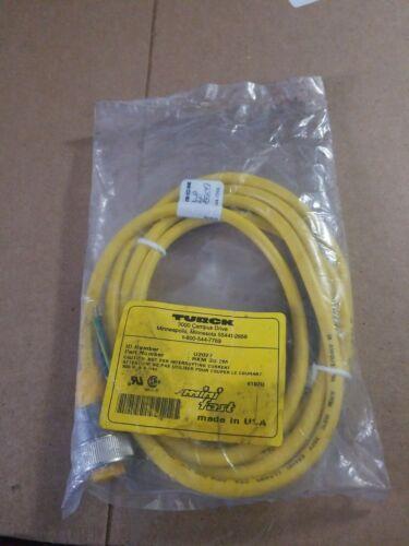 Turck RKM 30-2M Câble U2027 Nouveau dans le sac