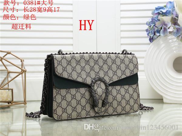 louissYSLhandbag luxurys signore borsa di pelle box retrò designer di spalla classico del messaggero di modo del messaggero della borsa del portafoglio