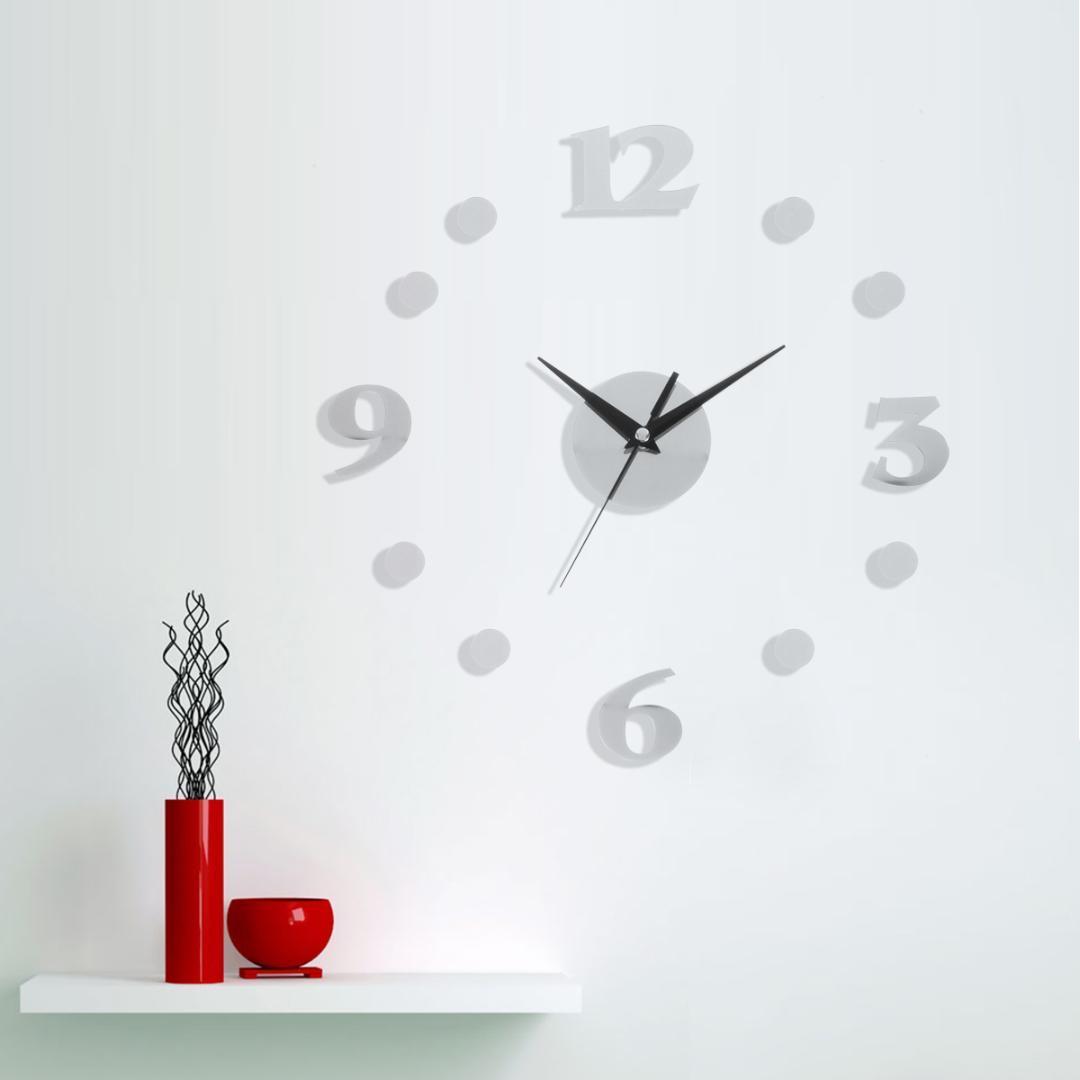 horloge murale diy Horloge mouvement//mécanisme à quartz avec mains /& pièces