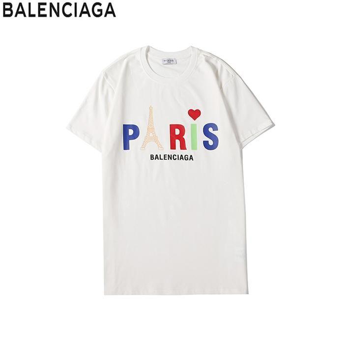2020ss fashion T-shirt summer cotton T-shirt designer brand men and women fashion high quality couple T-shirt free shipping wholesale B14