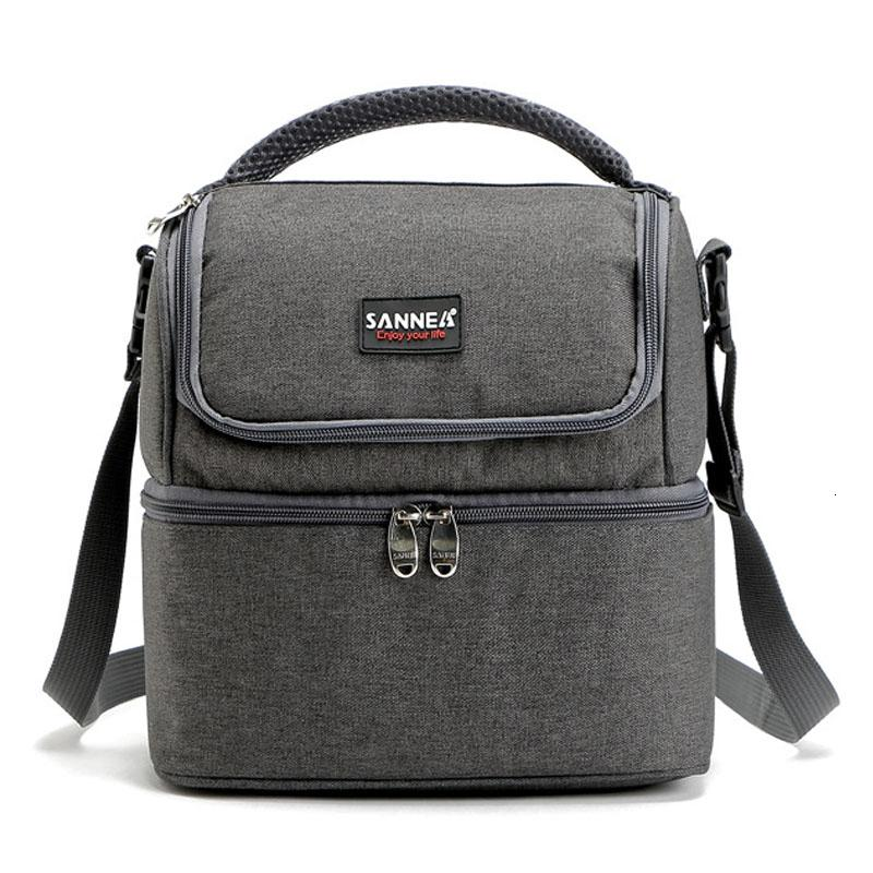 Bolsa Termica cooler Bag for Food Storage Picnic Thermal Bags Travel Men Women neoprene lunch bags 600D Material SH190923