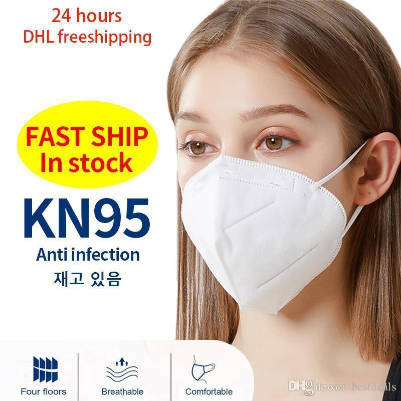 Em estoque! Válvula de neblina DHL com com Quente PM2.5 Venda caixa de poeira de máscara de poeira Respirador de boca-muffle impermeável munex livre munx
