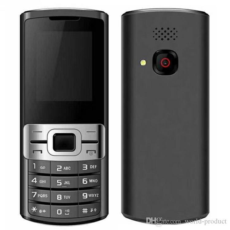 """3370 الهاتف المحمول 1.77 """"QCIF شاشة 8W كاميرا 64G RAM 32G ROM رخيصة الهاتف المزدوج سيم بطاقة GSM الهاتف المحمول متعدد اللغات"""