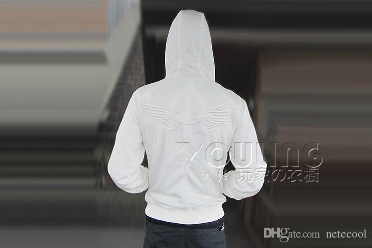 Nouveau Mode Hommes Assassins Creed Sweat À Capuche Hombre Automne Hiver Sweat À Capuche Chaud Sweats Hommes Cosplay Chadal Cool Vêtements 3XL