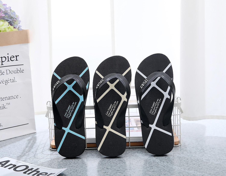 Hot Sale-Croce modello EVA uomo pantofole vacanza grandi dimensioni infradito vacanze estive pistone di uomini raffreddano le scarpe casa infradito pantofole zy2161