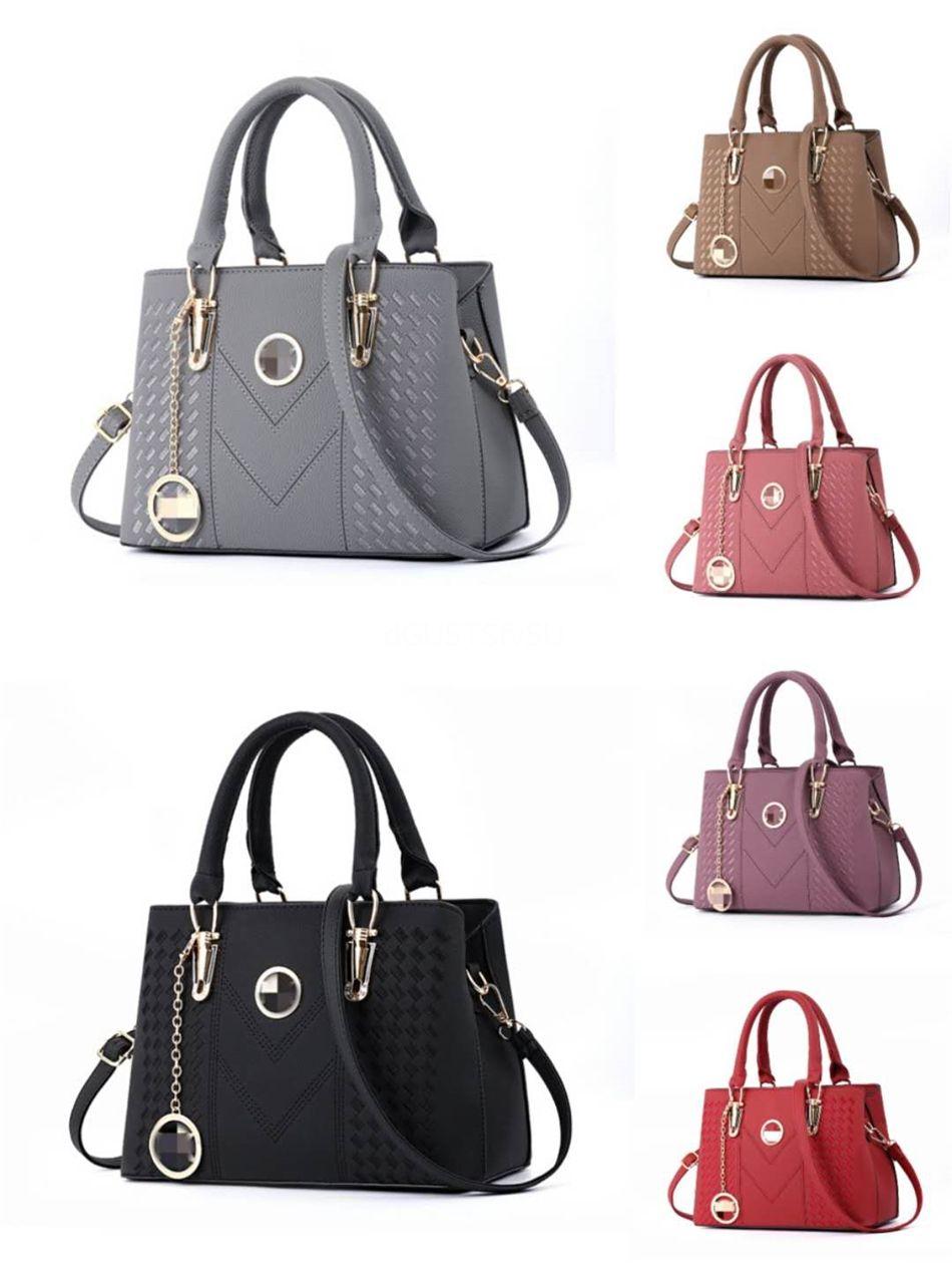 2020 Gerçek Deri Çanta Bayan Çanta Püskül Big Bag Marka Omuz Çantası Yüksek Moda Tasarımcısı Markalar Kadınlar Messenger Çanta # 507