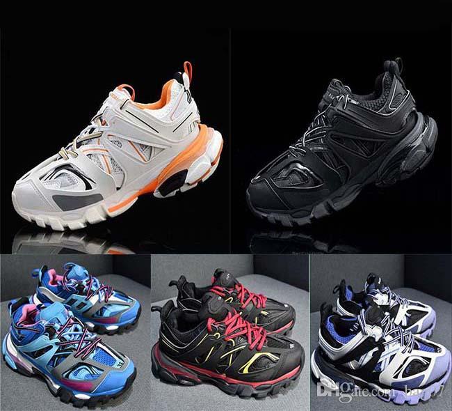 Avec la boîte Sneaker Casual chaussures Baskets bottes de neige chaussures de sport Chaussures Baskets meilleure qualité pour homme femme libre DHL Par bag07 BL3401