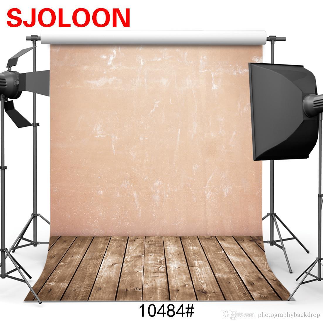 Виниловые пользовательские фотографии фонов опора стены и пола тема фотостудия фон JLT-10484