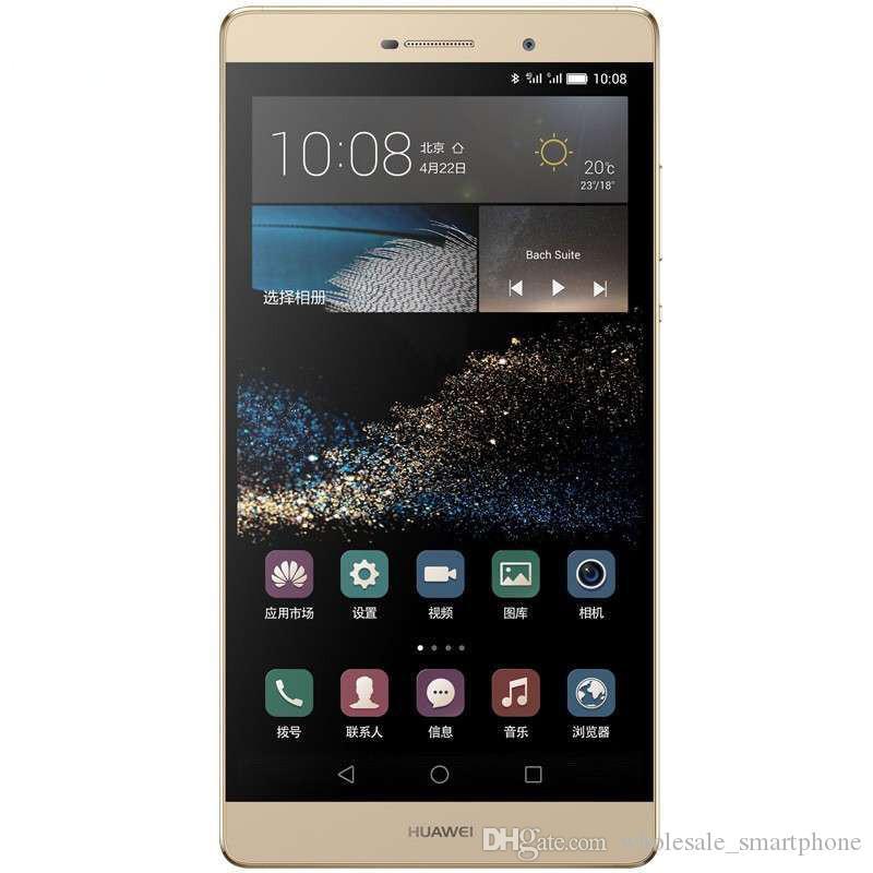 Original Huawei P8 Max 4G LTE Celular Kirin 935 Octa Core 3GB Ram 32GB 64GB ROM Android 6.8 polegadas IPS 13.0MP OTG Smart Mobile Phone Desbloqueio