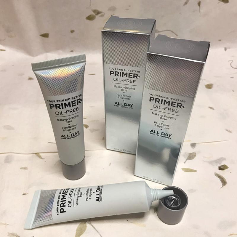 Dropshipping CC + Cremes PRIMER OIL FREE Gesicht Foundation Primer Makeup Greif Basis Poren Refiner Hydrator Ölkontrolle Poren 30ML