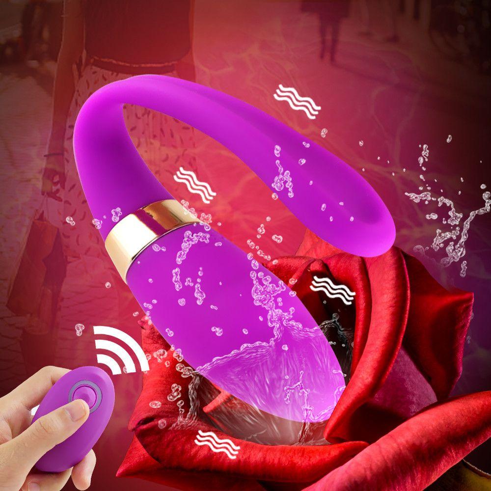 Remote erwachsene weibliche vibrator für paare, g-spot stimulation u typ dildo y200616 steuerung masturbator sex höschen für spielzeug drahtlos dmunr