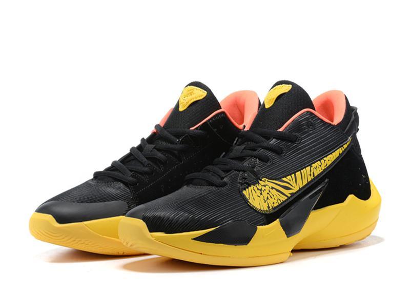 Zoom Freak 2 EP Naija اليونانية النقي البلاتين الأخضر الرجال كرة السلة حذاء مع صندوق جديد جيانا antetokounmpo 2 الأحذية الرياضية حجم 40-46