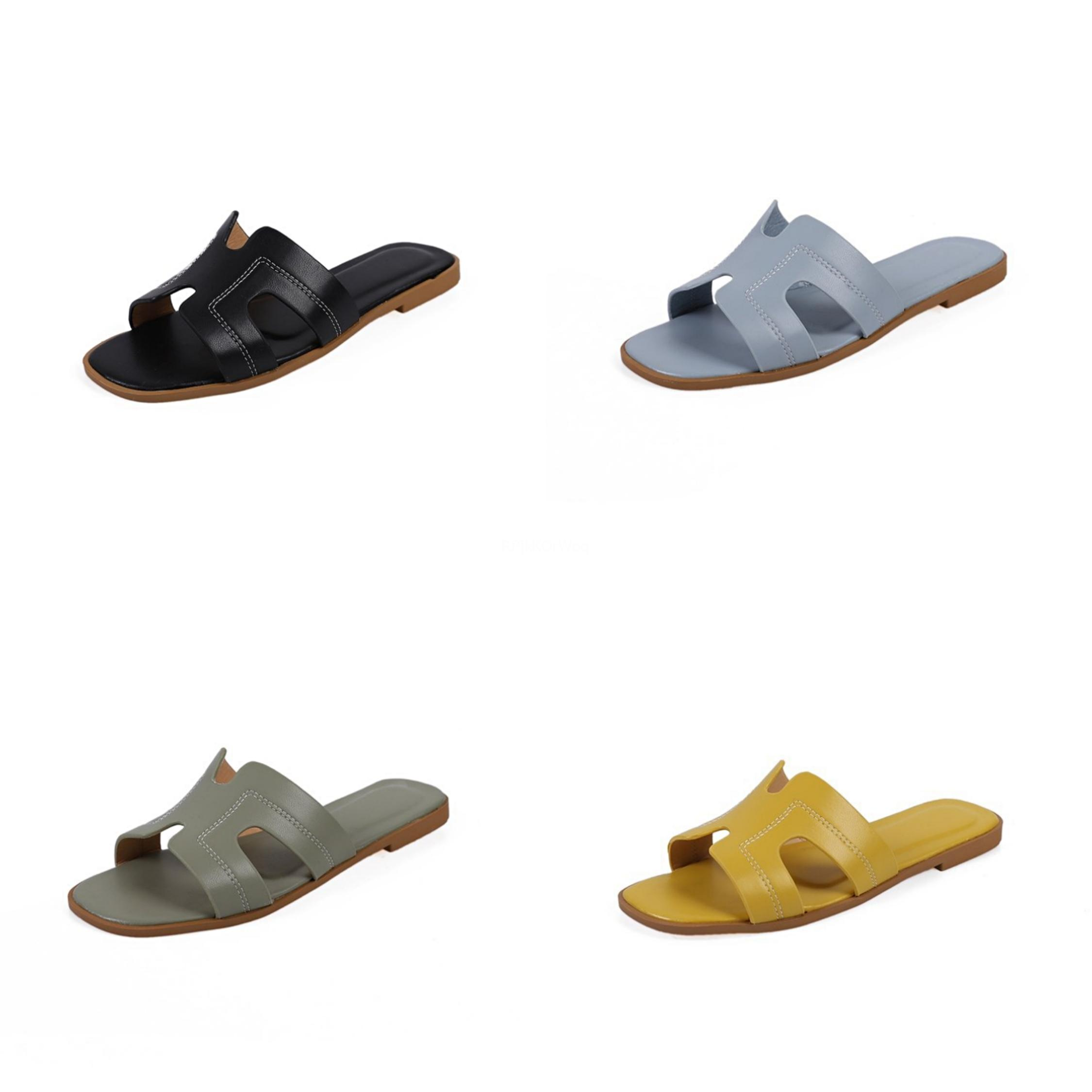 2020 Dilys Pvc Jelly pantofole Open Toe Tacchi alti Donne trasparente perspex pantofole scarpe tacco trasparente Pantofole Dimensione 35-42 # 827