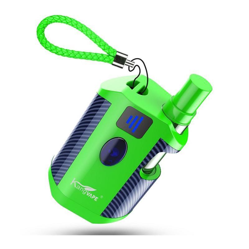 100% original Kangvape TH710 Kit 650mAh Precalentar VV voltaje variable caja TH batería Mod 0,5 ml aceite espeso 92a3 cartuchos 3