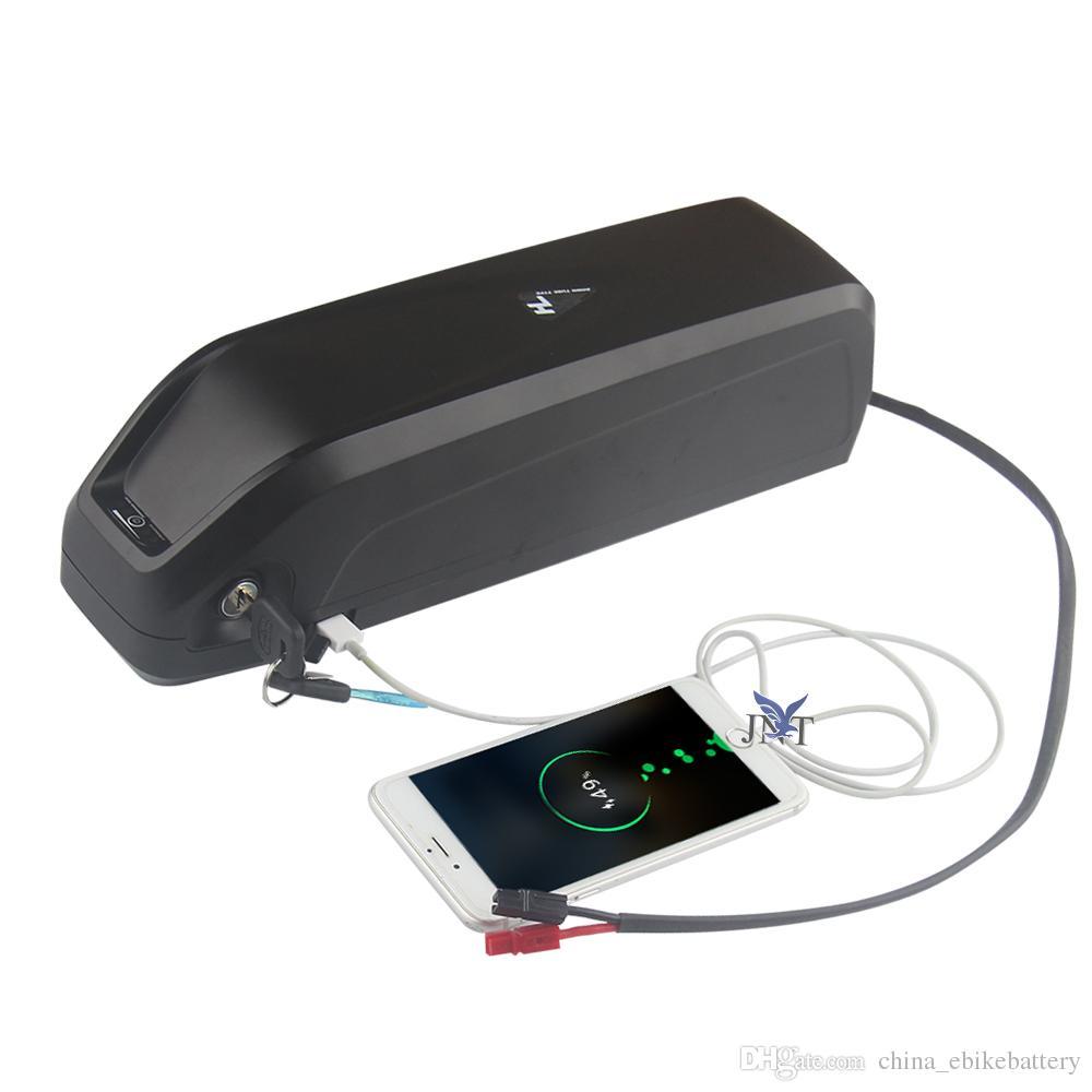 Kit 48v 17AH de batterie ebike de haute qualité pour moteur de 400W à 1KW avec chargeur 2A Livraison à domicile sans taxes