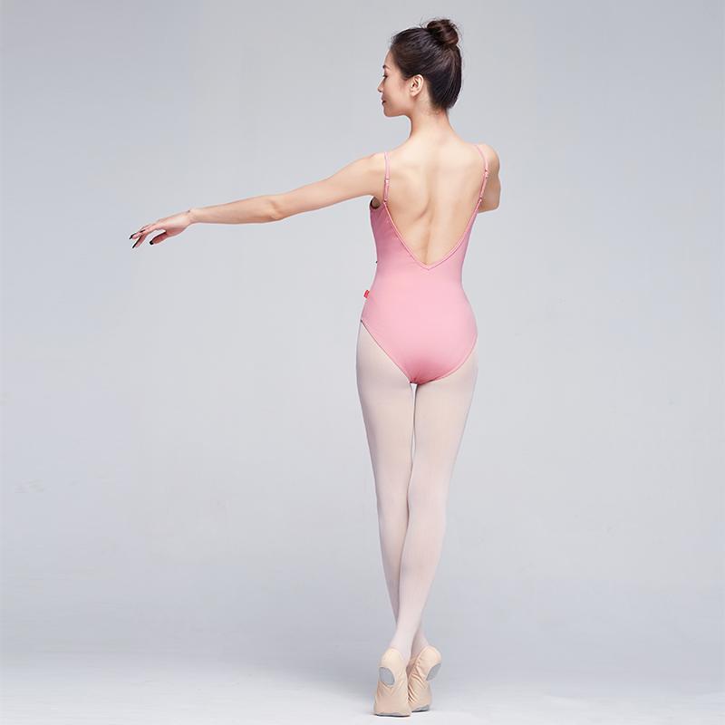 Yeahdor Kids Girls Camisole Gymnastics Tank Leotard Ballet Dance Athletic Sports Bodysuit Adjustable Straps