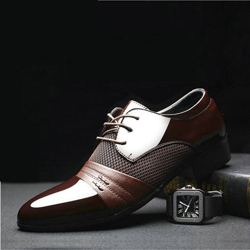 New Fashion Man Casual Party Shoes Mens