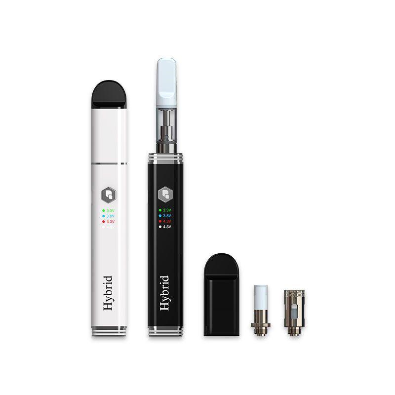 New Trending Vape Pen Kit de cire 4.8V Max variable Tension Vape Pen Kit Standar 510 fil cartouche
