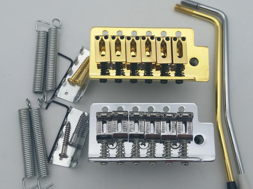 Новая электрическая гитара Bridge Single вибрато ST Гитара мост, гитара частей Сделано в Корее