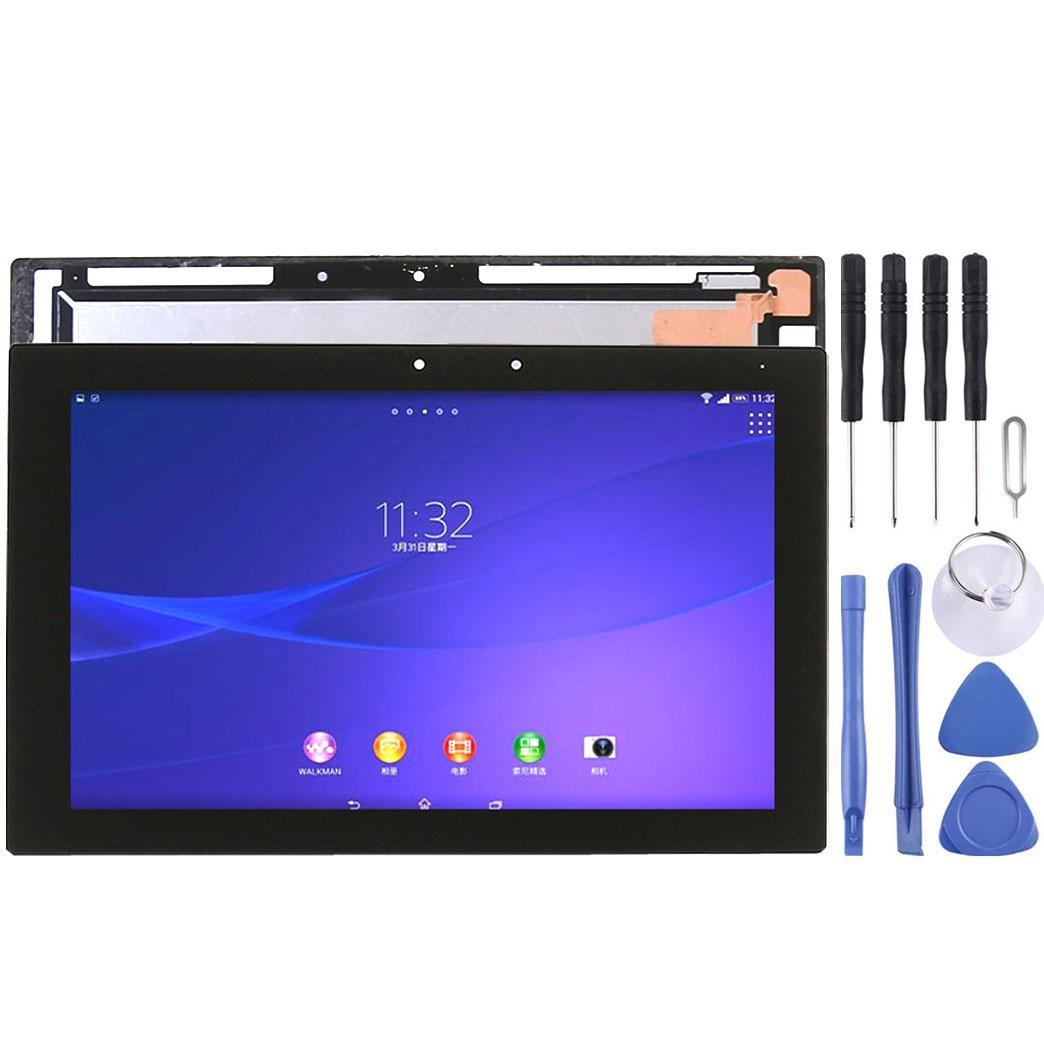 LCD Screen and Digitizer Full Assembly for Sony Xperia Z2 Tablet LTE