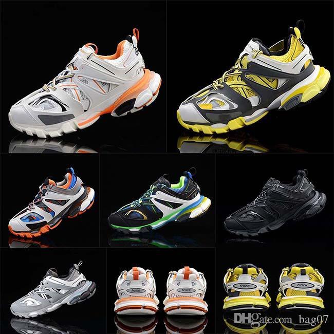 Avec la boîte Sneaker Casual chaussures Baskets bottes de neige chaussures de sport Chaussures Baskets meilleure qualité pour homme femme libre DHL Par bag07 BL3402