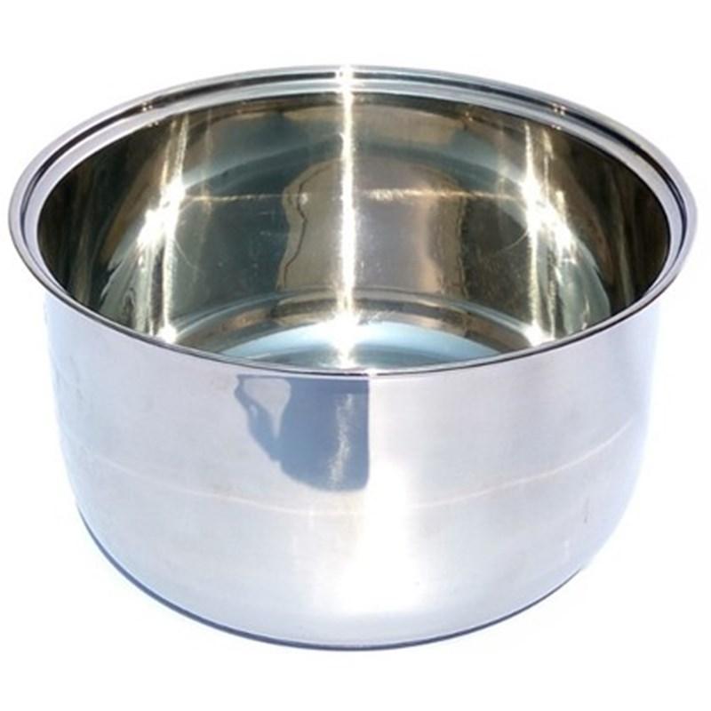 4L aço inoxidável antiaderente panelas de arroz pote interior peças do aparelho de cozinha panela de sopa barris de cerveja pote de Sorvete baldes