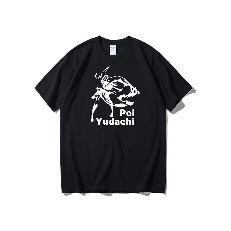 Maliaike 애니메이션 간체 컬렉션 군함 섬 바람 일본어 의류 통기성 편안한 T 셔츠 코스프레 선물