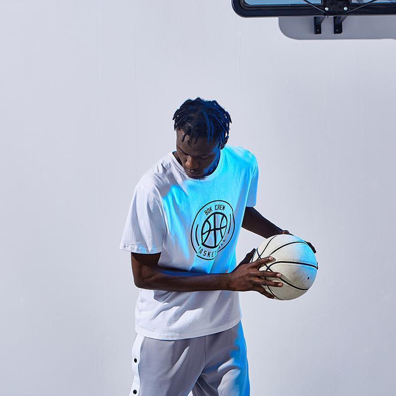 Basketball Shorts Stern Funs T-Shirt Herren Designer Schwarz Blau trägt T-Shirts Weiche Tees beiläufige T-Shirts Mann-Weiß-T-Shirt der neuen Art-Wear Gelegenheits